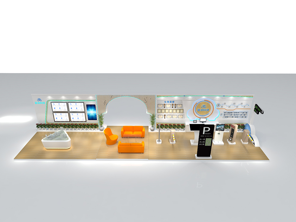 四川展厅设计制作