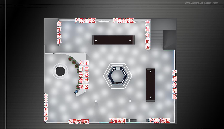 展厅设计规划